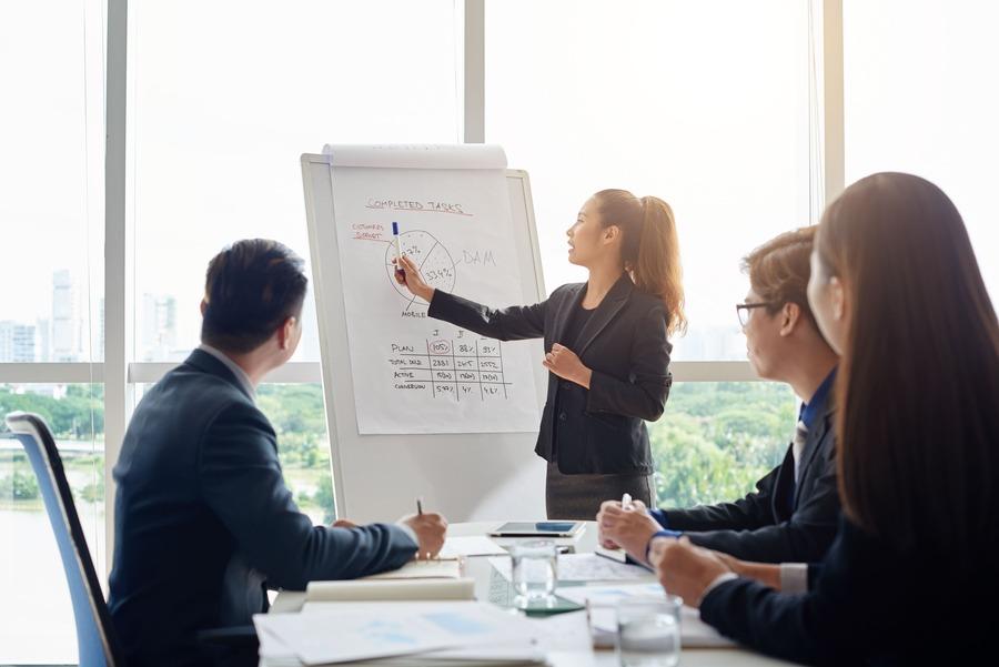 10 habilidades de gestión mejor valoradas