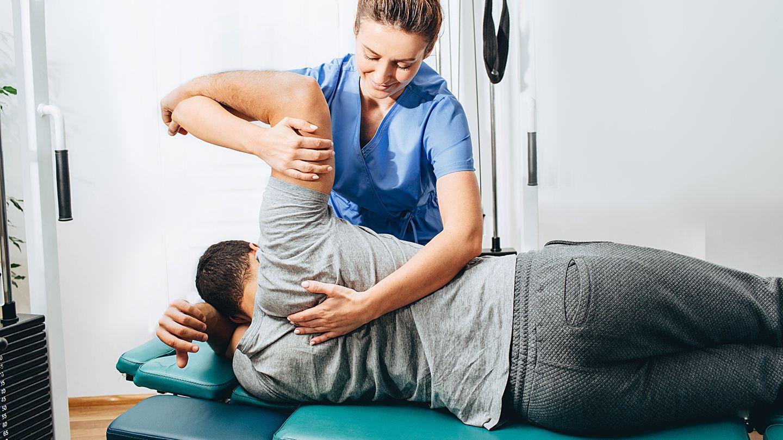 ¿Qué hace un fisioterapeuta