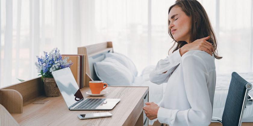 3 beneficios de la fisioterapia para su oficina y su personal