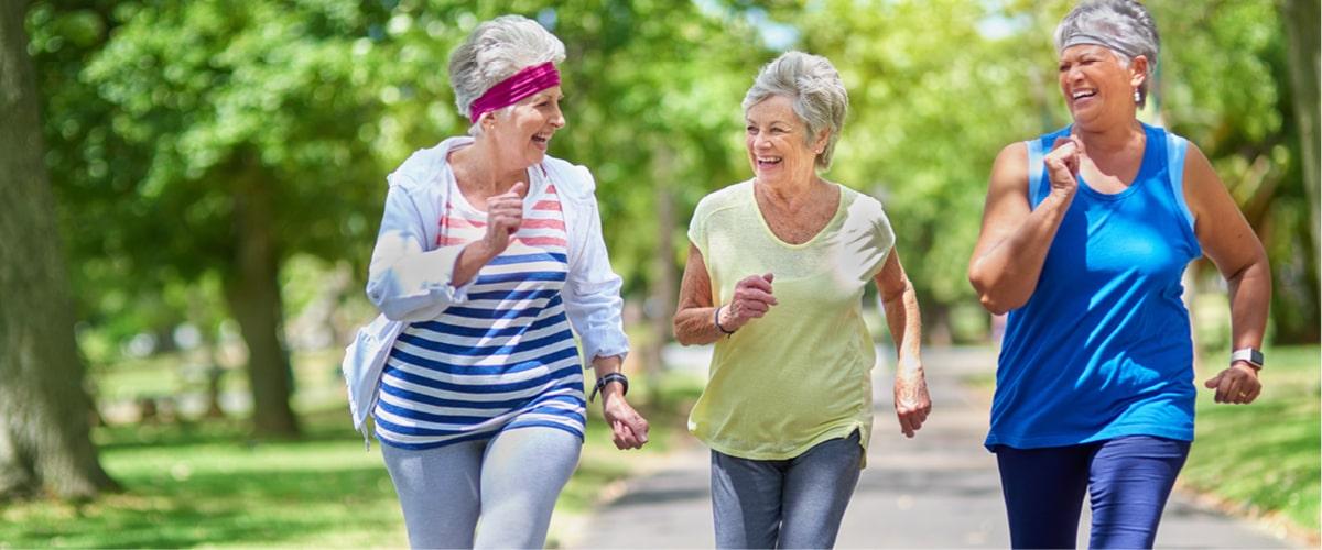 4 tipos de fisioterapia para personas mayores